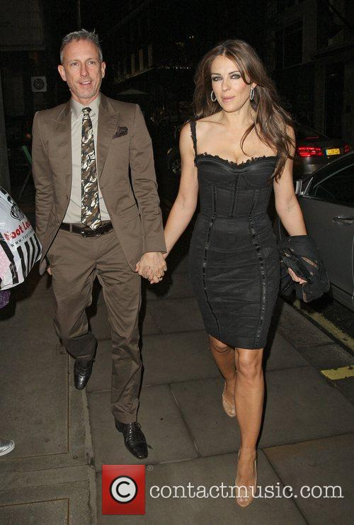 Patrick Cox, Bond, Elizabeth Hurley, Elton John and Louis Vuitton 3
