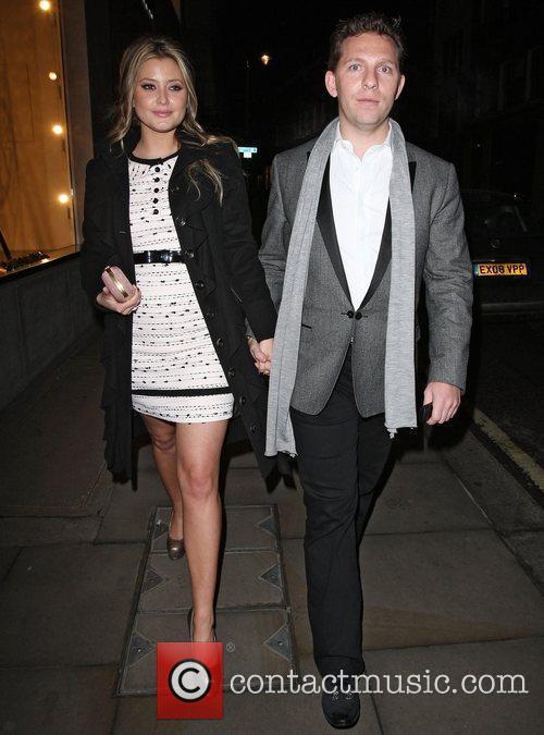 Holly Valance, Bond, Elton John and Louis Vuitton 3