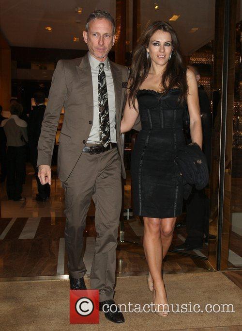 Patrick Cox, Bond, Elizabeth Hurley, Elton John and Louis Vuitton 5