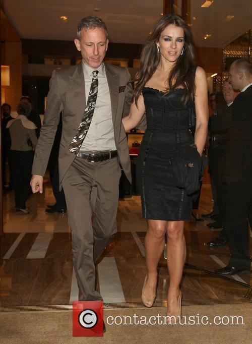 Patrick Cox, Bond, Elizabeth Hurley, Elton John and Louis Vuitton 4