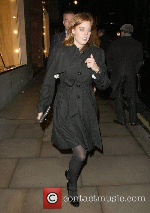 Princess Beatrice, Bond, Elton John and Louis Vuitton 1