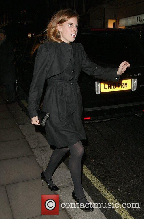 Princess Beatrice, Bond, Elton John and Louis Vuitton 2