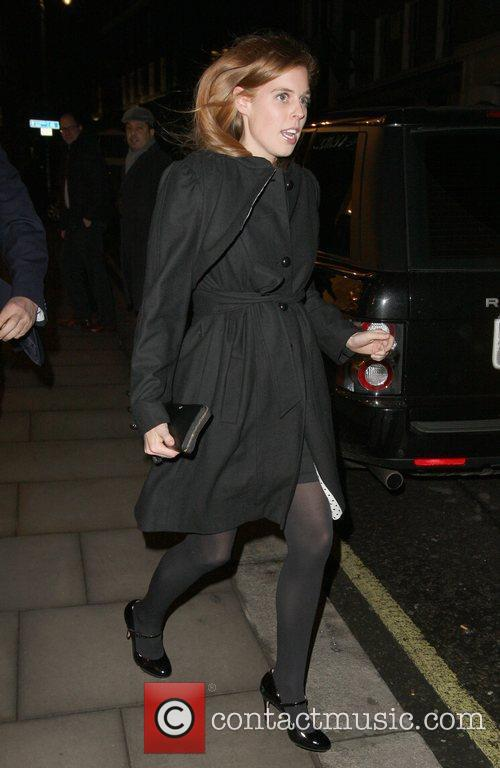 Princess Beatrice, Bond, Elton John and Louis Vuitton 4