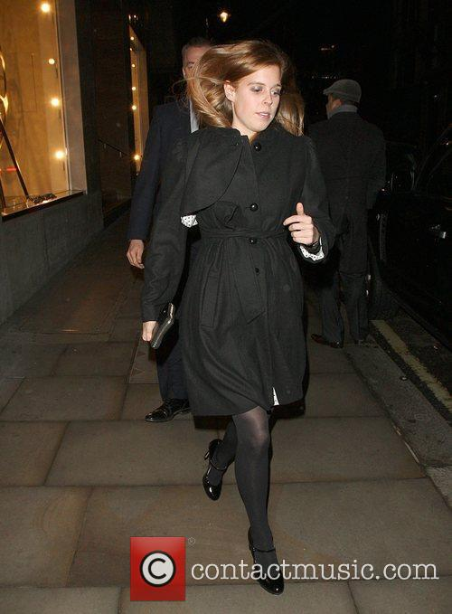 Princess Beatrice, Bond, Elton John and Louis Vuitton 5