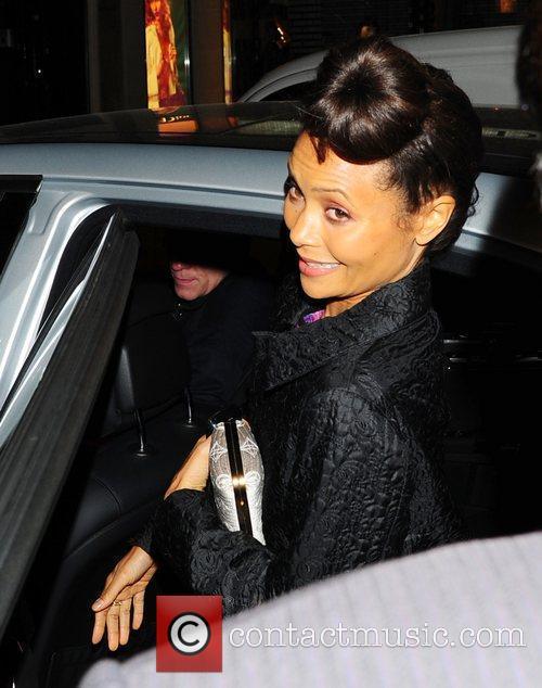 Louis Vuitton party in Bond Street - Departures