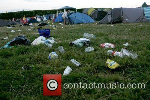 Lounge On The Farm Festival, held on Merton...
