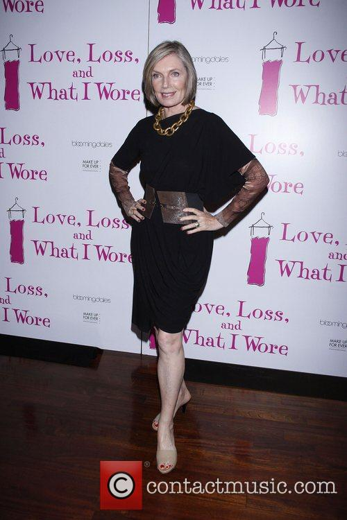 Susan Sullivan attending the party celebrating the new...