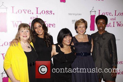 Marylouise Burke, Ann Harada, Emmanuelle Chriqui and Yeardley Smith 2