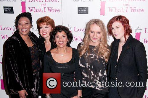 Fredi Walker, Donna McKechnie, Sonia Manzano, Annie Starke,...