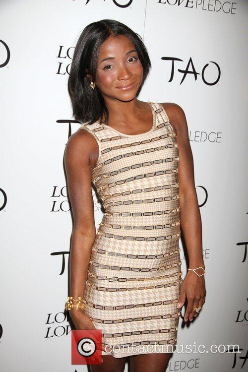 Genevieve Jones and Tao Nightclub 10