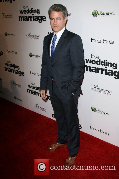 Los Angeles Premiere of Love, Wedding, Marriage held...