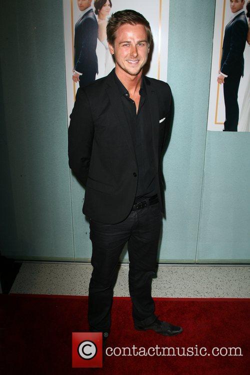 Richard Reid Los Angeles Premiere of Love, Wedding,...