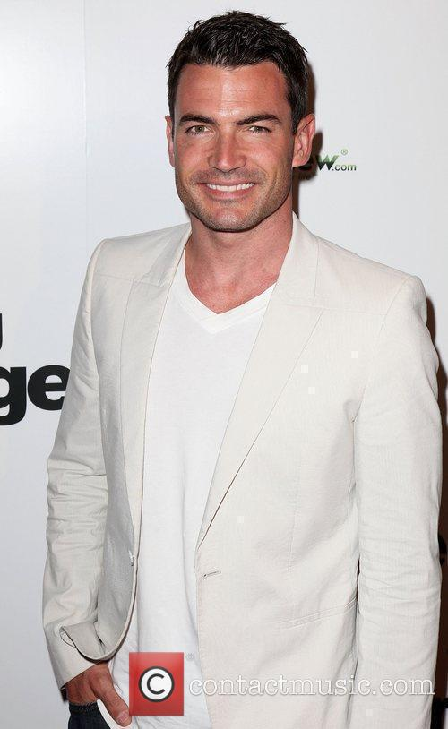 Aiden Turner Los Angeles Premiere of Love, Wedding,...