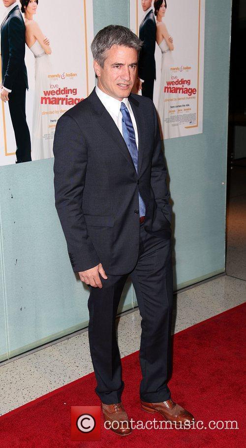 Dermot Mulroney Los Angeles Premiere of Love, Wedding,...