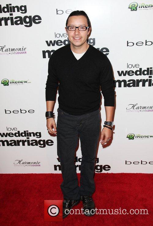 Efren Ramierez Los Angeles Premiere of Love, Wedding,...