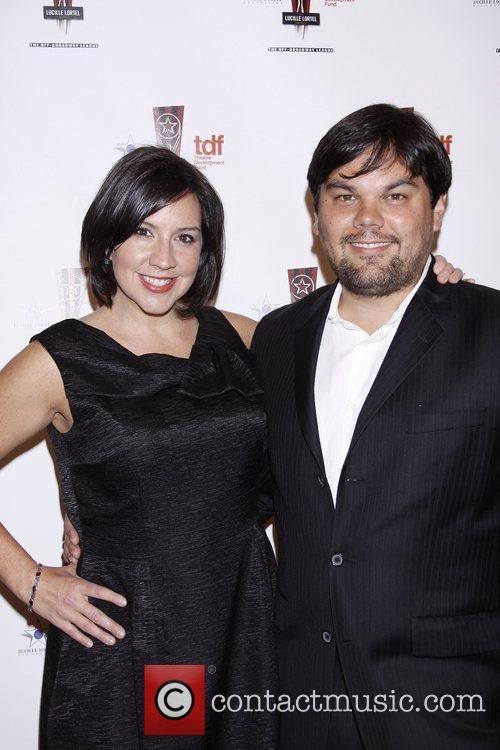 Kristen Anderson-lopez And Robert Lopez 11