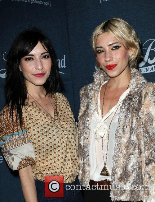 The Veronicas Lucky Brand celebrates a new movement...