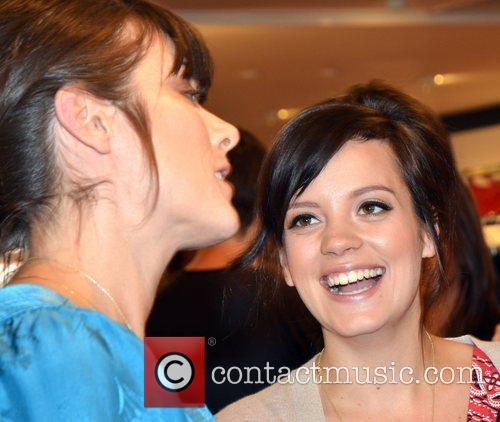 Lily Allen And Sarah Owen Launch Lucy In Disguise - Hot ...