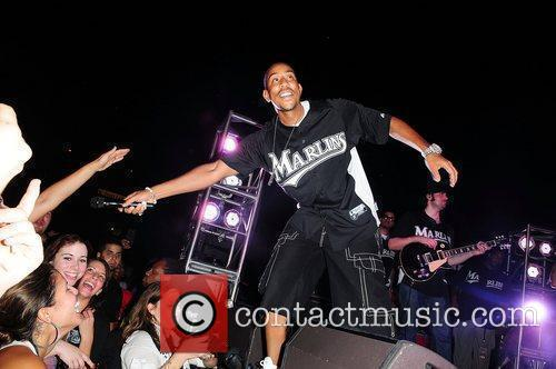 Ludacris, real name Christopher Bridges performs at the...