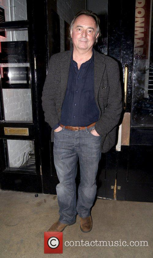 Ron Cook,  at the press night of...