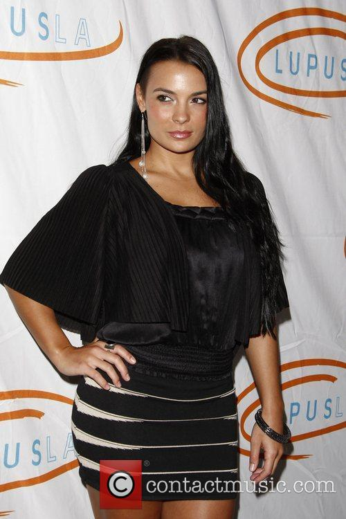 Krista Ayne at the 9th Annual Hollywood Bag...