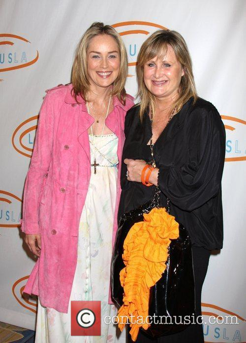 Sharon Stone, Sister Kelly Stone  The 11th...