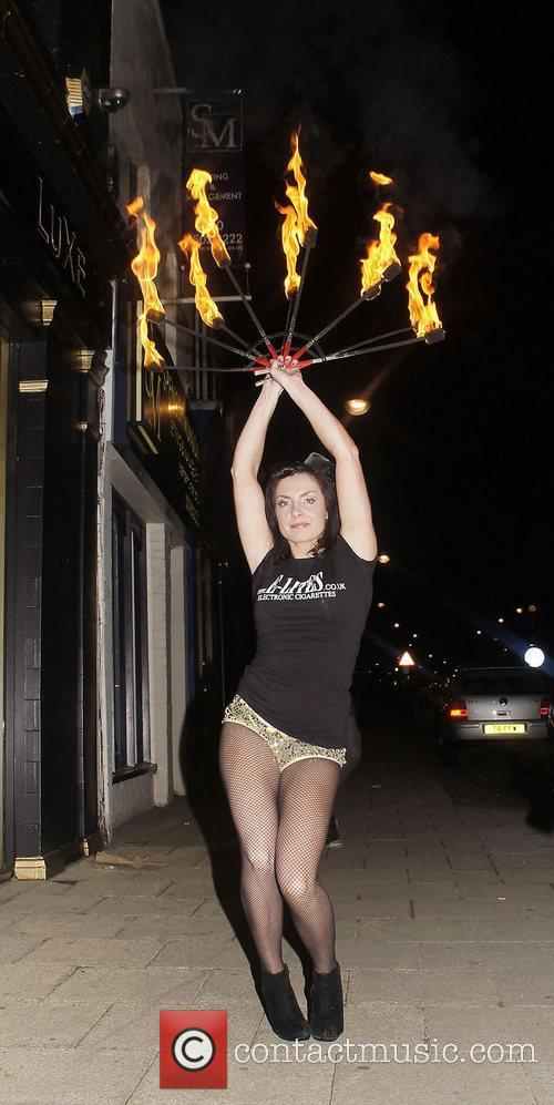 Fire Dancer,  Stars from The Only Way...