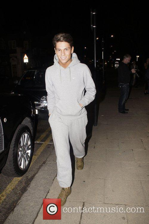 Joey Essex,  Stars from The Only Way...