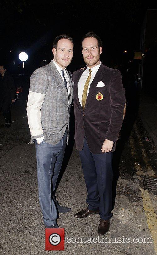 Adam and Simon Ryan ,  Stars from...