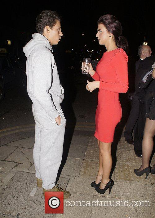 Joey Essex and Lucy Mecklenburgh,  Stars from...