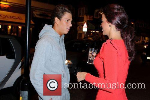 Lucy Mecklenburgh And Joey Essex 2