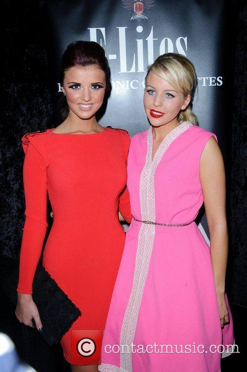 Lucy Mecklenburgh and Lydia Bright Stars from The...