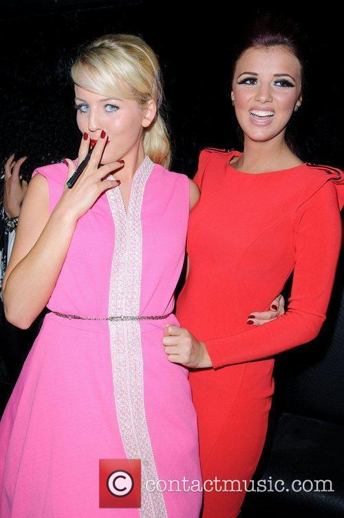 Lydia Bright and Lucy Mecklenburgh Stars from The...