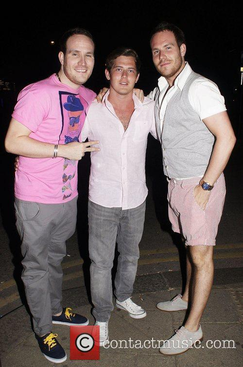 The Only Way is Essex stars Adam Ryan...