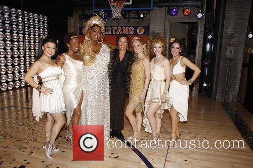 Vanessa Williams and the ladies of Lysistrata Jones...