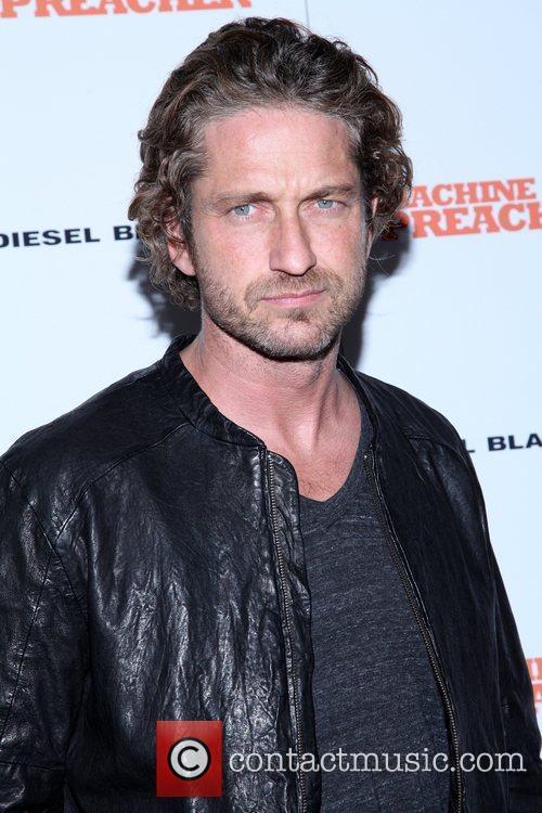 Screening of 'Machine Gun Preacher' at MOMA -...