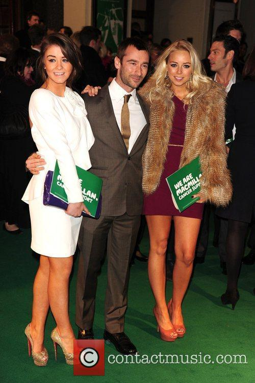 Brooke Vincent, Sacha Parkinson Macmillan Centenary Gala at...