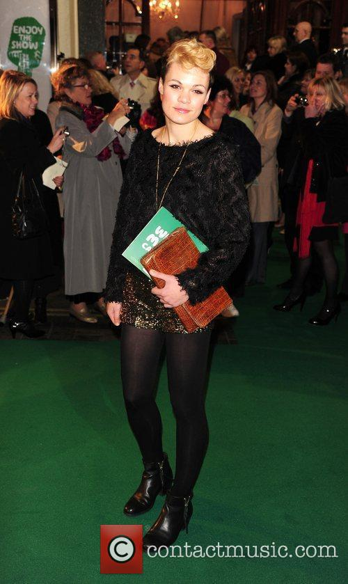 Guest, Arlene Phillips and London Palladium 5
