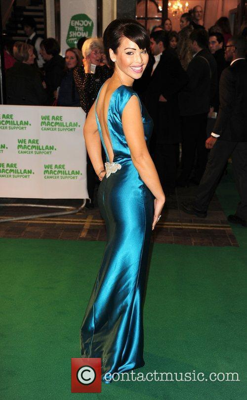 Katie Piper Macmillan Centenary Gala at the London...