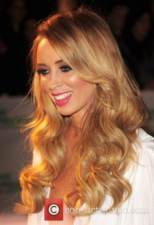 Lauren Pope Macmillan Centenary Gala at the London...