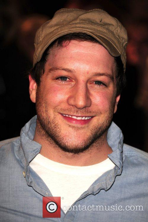 Matt Cardle Macmillan Centenary Gala at the London...