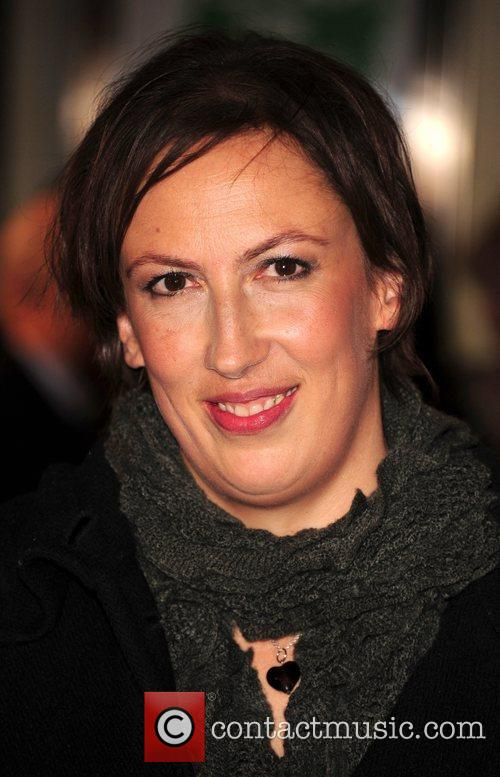 Miranda Hart Macmillan Centenary Gala at the London...