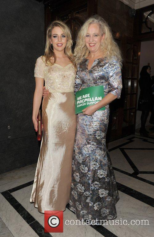 Lydia Rose-Bright and her mother Debbie Bright Macmillan...