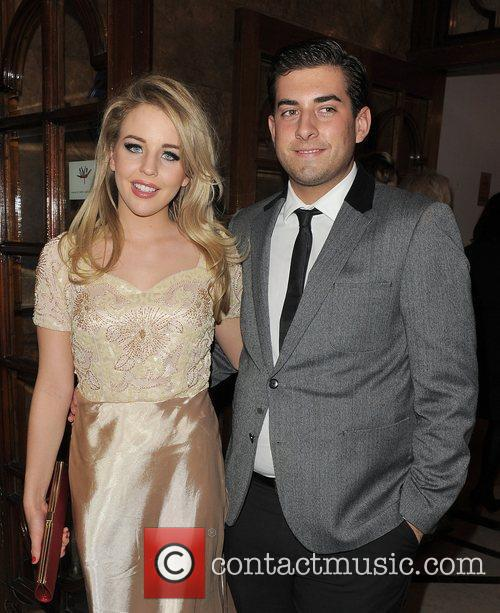 Lydia Rose-Bright and James Argent Macmillan Centenary Gala,...