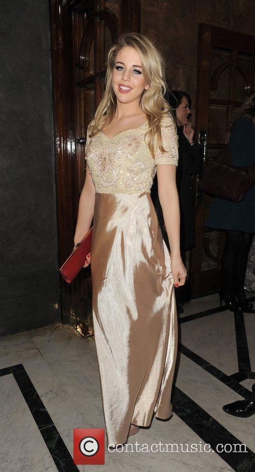Lydia Rose-Bright Macmillan Centenary Gala, held at the...