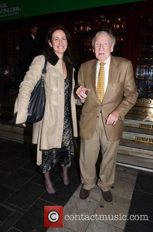 Leslie Phillips and London Palladium 2