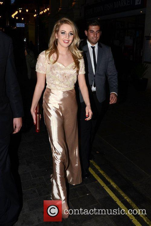 Lydia Bright and James Argent  Macmillan Centenary...