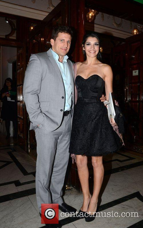 Natalie Anderson  Macmillan Centenary Gala, held at...