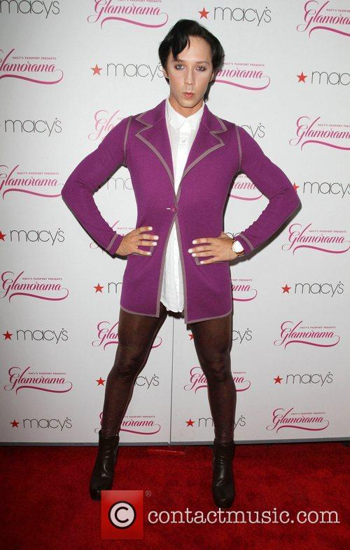 Johnny Weir and Macy's 2