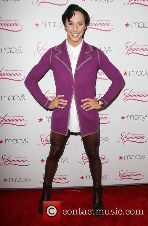Johnny Weir and Macy's 4